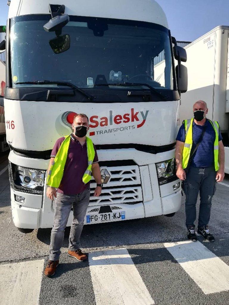 conducteurs Salesky