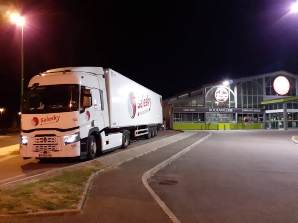 camion Salesky