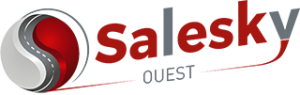 Logo Salesky Ouest